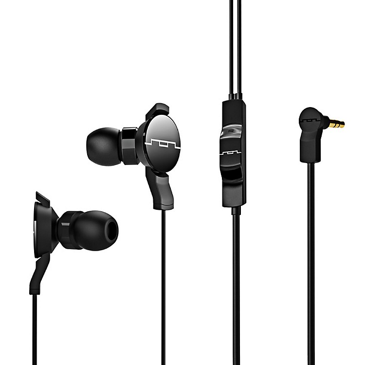 SOL REPUBLICAmps In-Ear Headphones with Single-Button Remote