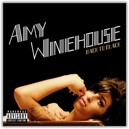 Universal Music Group Amy Winehouse - Back to Black Vinyl LP-thumbnail