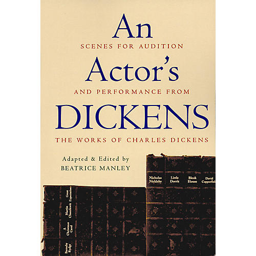 Applause Books An Actor's Dickens Applause Books Series Softcover-thumbnail