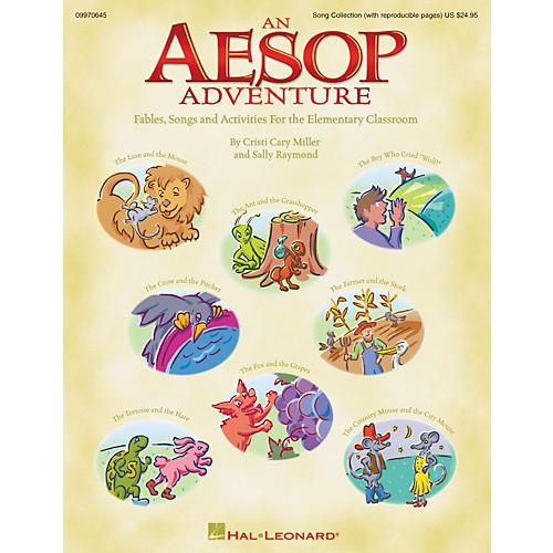 Hal Leonard An Aesop Adventure Teacher Edition