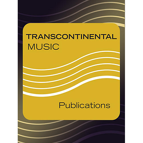 Transcontinental Music An American Kedushah SATB Composed by Alice Parker-thumbnail
