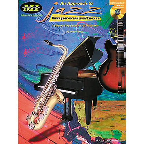 Hal Leonard An Approach To Jazz Improvisation (Book/CD)
