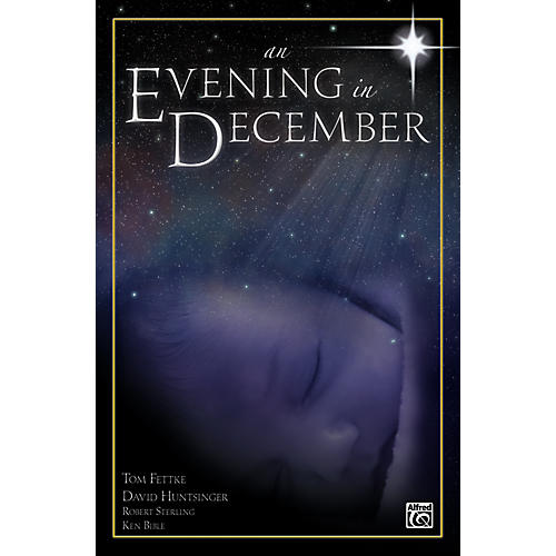 Alfred An Evening in December SATB Choral Score