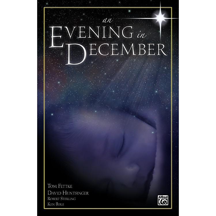 AlfredAn Evening in December SATB Choral Score