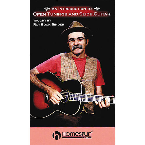 Homespun An Introduction to Open Tunings and Slide Guitar (Video)-thumbnail