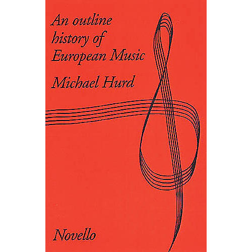 Music Sales An Outline History Of European Music Music Sales America Series-thumbnail