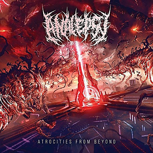 Alliance Analepsy - Actrocities From Beyond