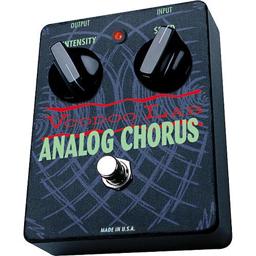 Voodoo Lab Analog Chorus Pedal