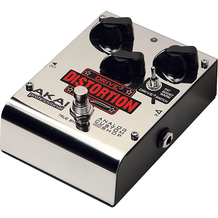 Akai ProfessionalAnalog Custom Shop Tri-Mode Distortion Guitar Effects Pedal