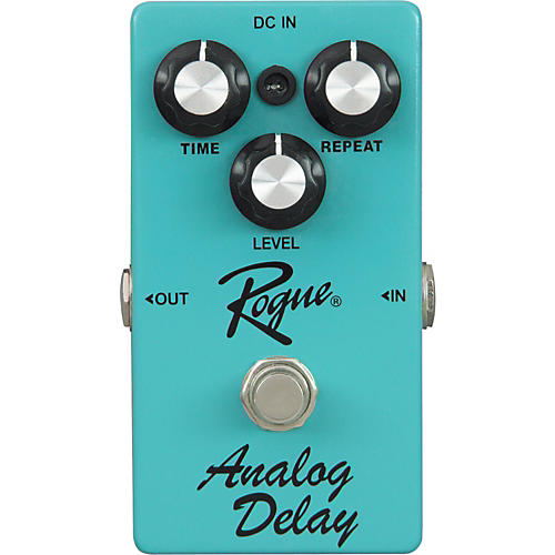 Rogue Analog Delay Guitar Effects Pedal