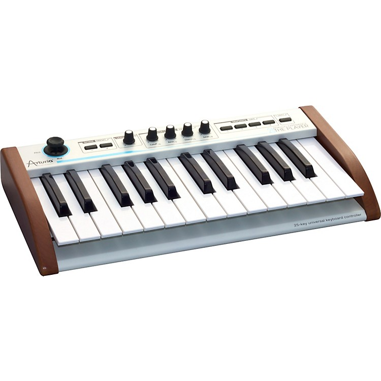 ArturiaAnalog Experience, THE PLAYER Keyboard Controller