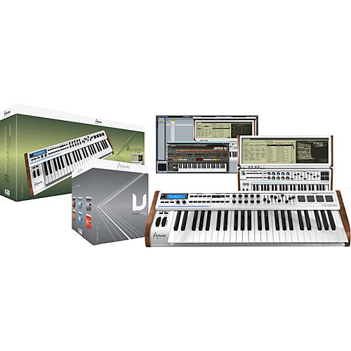 Arturia Analog Experience, The Laboratory + V-Collection2 bundle