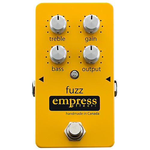 empress effects analog fuzz guitar effects pedal musician 39 s friend. Black Bedroom Furniture Sets. Home Design Ideas