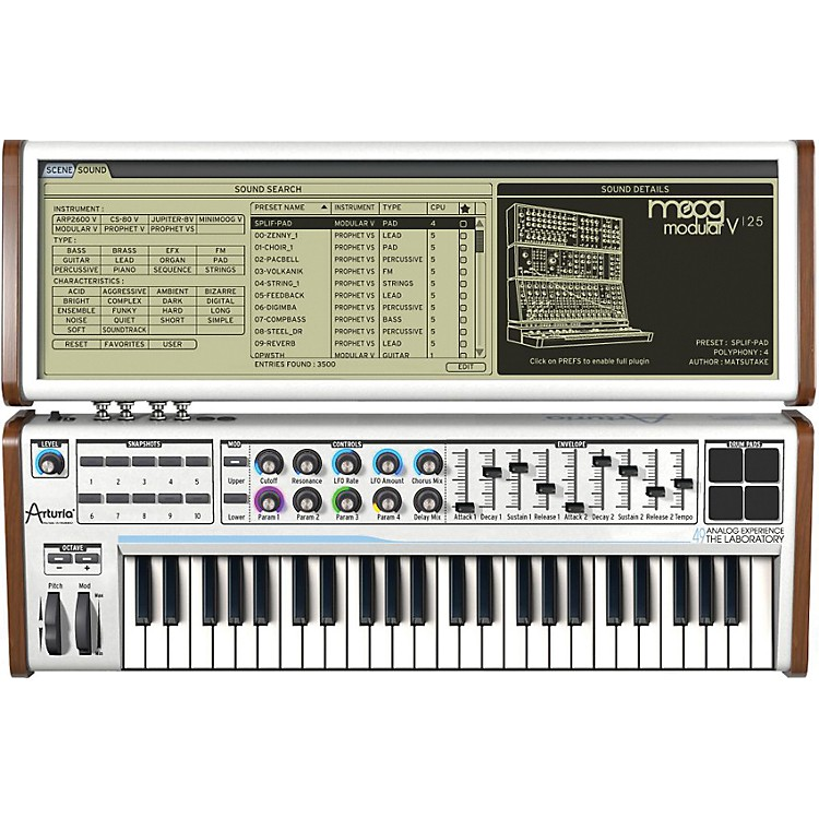 Arturia Analog Laboratory (Software Only)
