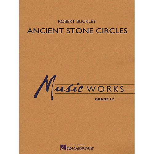 Hal Leonard Ancient Stone Circles Concert Band Level 1