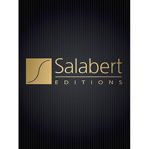 Editions Salabert Andaluza (Danses espagnoles No. 5) (Violin and Piano) String Solo Series Composed by Enrique Granados-thumbnail