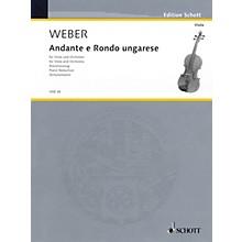 Schott Andante and Rondo Ungarese Schott Series Composed by Carl Maria von Weber Arranged by Georg Schünemann