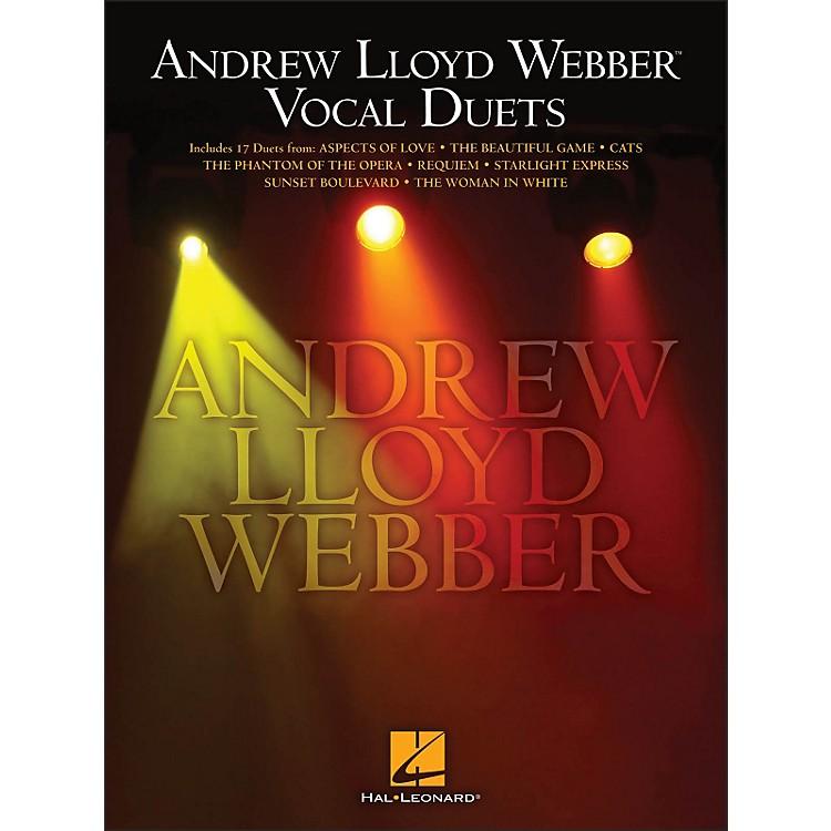 Hal LeonardAndrew Lloyd Webber Vocal Duets