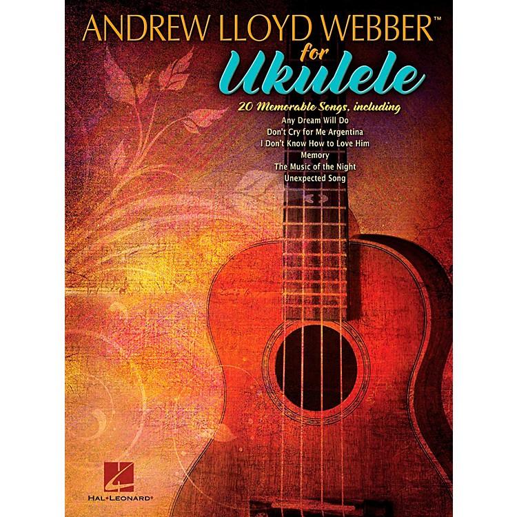 Hal LeonardAndrew Lloyd Webber for Ukulele