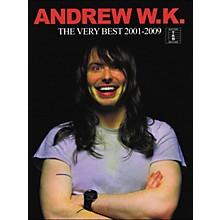 Hal Leonard Andrew W.K. - The Very Best 2001-2009 Tab Book
