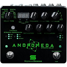 Open BoxSeymour Duncan Andromeda Dynamic Delay Pedal