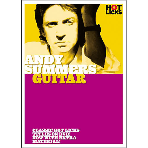 Hot Licks Andy Summers: Guitar DVD
