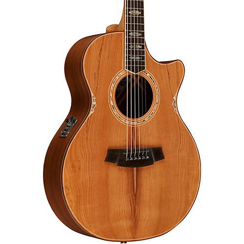 Cole Clark Angel 3 Series Redwood/Rosewood Grand Auditorium Acoustic-Electric Guitar-thumbnail