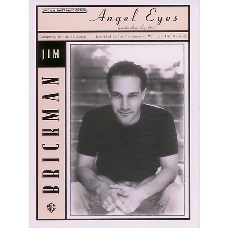 Alfred Angel Eyes Vocal, Piano/Chord Book