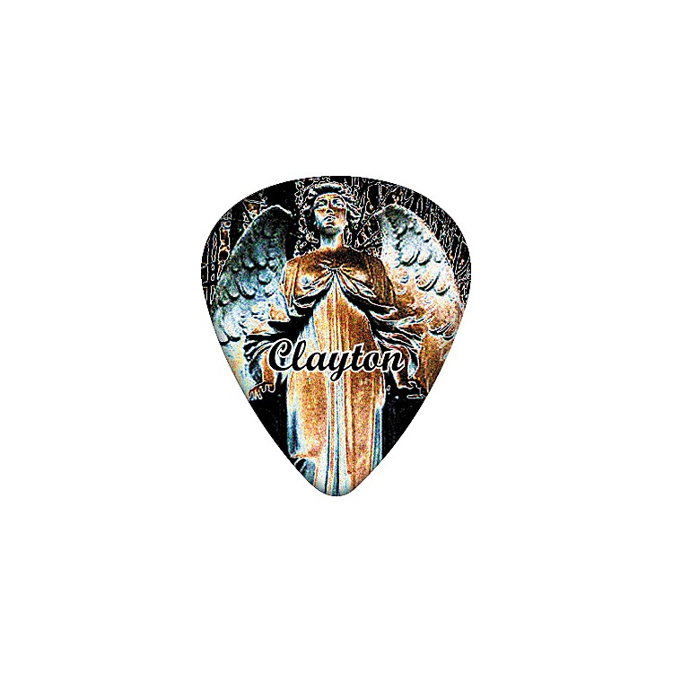 Clayton Angel Guitar Pick Standard .80MM 1 Dozen