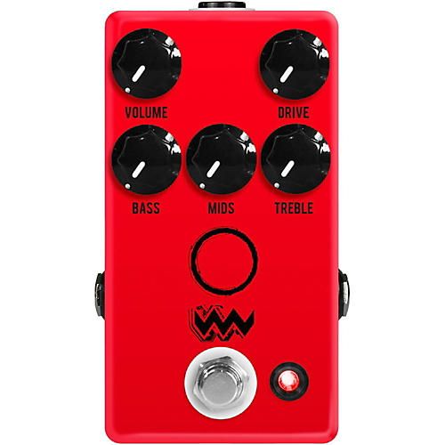 JHS Pedals Angry Charlie V3 Overdrive Guitar Effects Pedal