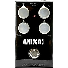 Open BoxRockett Pedals Animal OD Overdrive Effects Pedal
