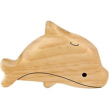 Green Tones Animal Shaker Dolphin