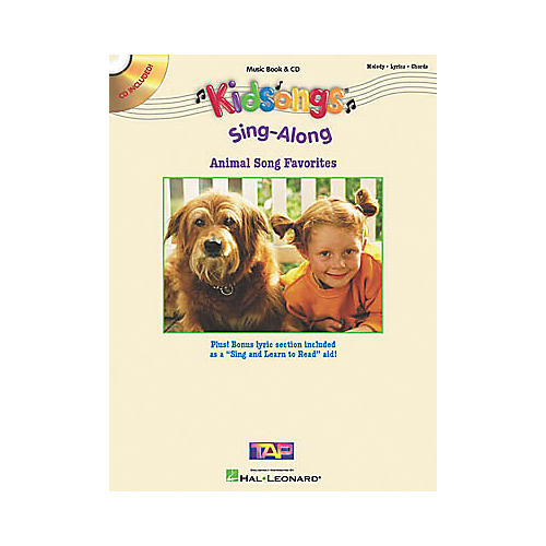 Together Again Animal Song Favorites for Kids (Songbook/CD)-thumbnail