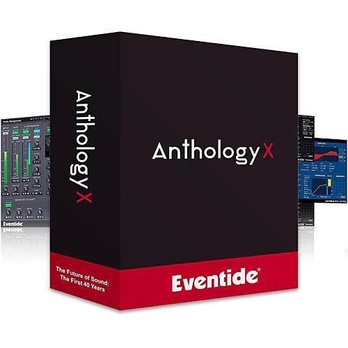 Eventide Anthology X Plug-in Bundle Software Download