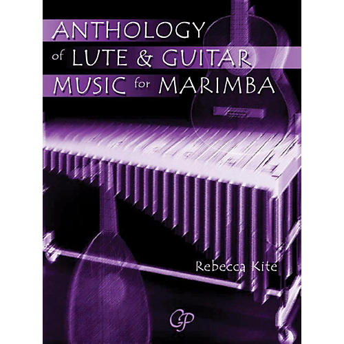 Alfred Anthology of Lute & Guitar Music for Marimba Book & CD