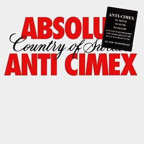 Alliance Anti Cimex - Absolut Country Of Sweden