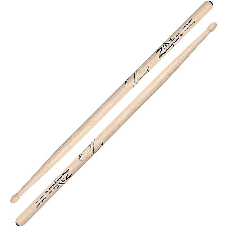 Zildjian Anti-Vibe Drumsticks 5A Wood