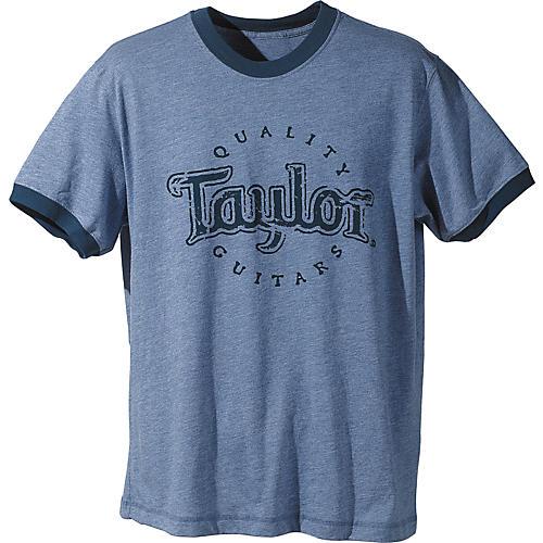 Taylor Antique Logo Ringer T-Shirt-thumbnail