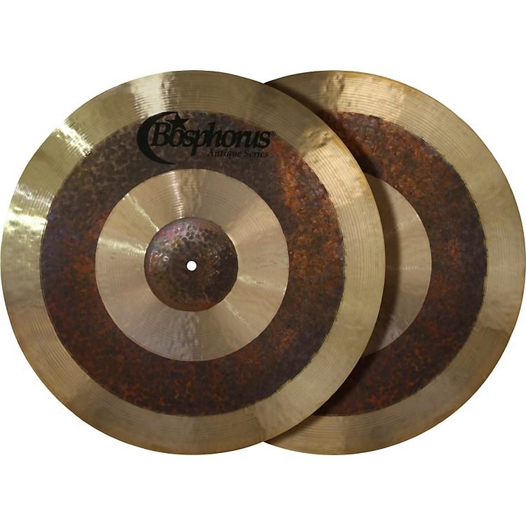 Bosphorus Hi Hat Cymbals : bosphorus cymbals antique series dark hi hat cymbals musician 39 s friend ~ Vivirlamusica.com Haus und Dekorationen