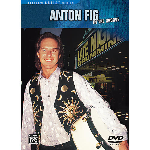 Alfred Anton Fig - In the Groove DVD-thumbnail