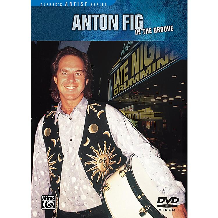 AlfredAnton Fig - In the Groove DVD