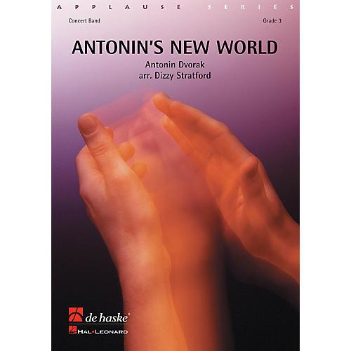 Hal Leonard Antonin's New World (score) Concert Band