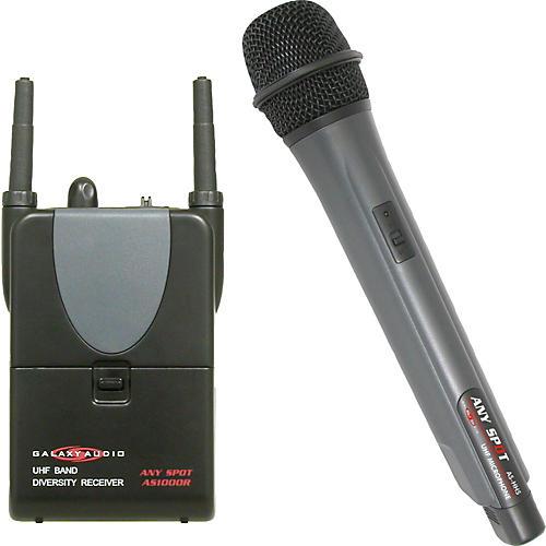 Galaxy Audio Any Spot Handheld Wireless Camera Kit