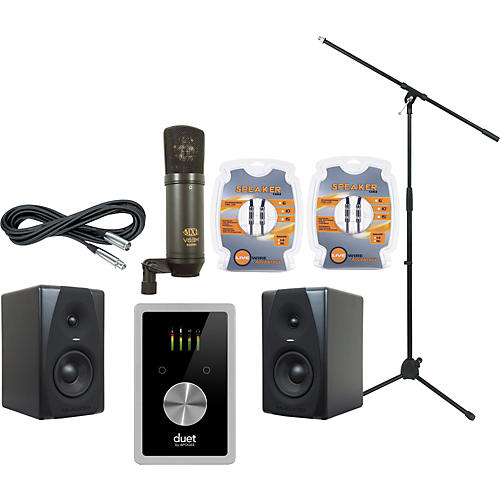M-Audio Apogee Duet 2 and M-Audio CX5 Recording Package