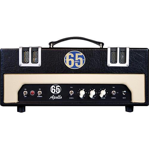 65amps Apollo 50W Tube Bass Amp Head