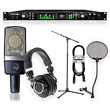Universal Audio Apollo 8 Thunderbolt Duo, ATH-M50x and C214 Package
