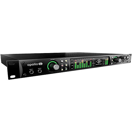 Universal Audio Apollo 8p Thunderbolt Audio Interface with UAD Quad-Core Processing-thumbnail