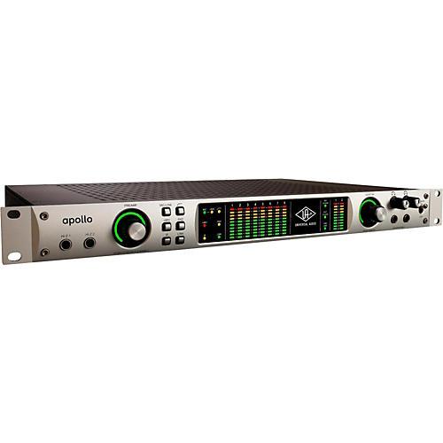 Universal Audio Apollo FireWire Audio Interface with UAD Quad-Core Processing-thumbnail