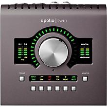 Open BoxUniversal Audio Apollo Twin MKII SOLO Thunderbolt Audio Interface