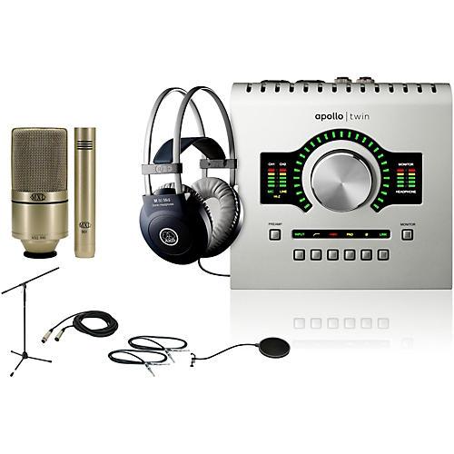 Universal Audio Apollo Twin SOLO 990/991 Recording Bundle-thumbnail